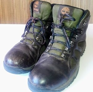 Mens Timberland Outdoor Trail Hiking Boots